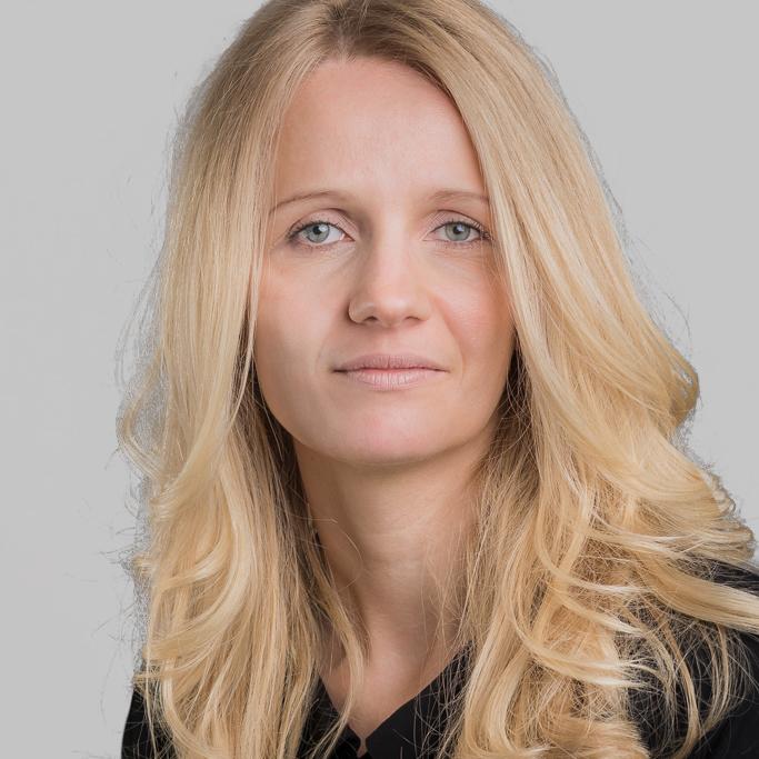 Portraitbild Anne Tajerling