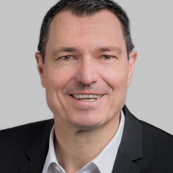 Portraitbild Dr. Martin Sperrle
