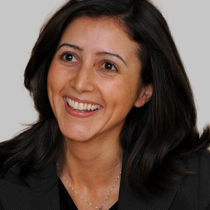 Portraitbild Roxna Kapadia